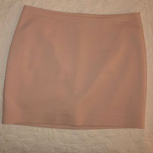 Blush Express Mini Skirt